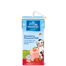 草莓味调制乳超高温灭菌,200毫升
